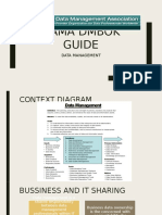 #2 DMBOK - Data Management