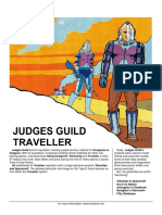 Guide to Judges Guild Traveller Publications (1)