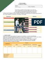 Ficha de Trabajo Presupuesto Familiar