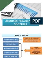 Akuntansi Pada Koperasi Sektor Riil