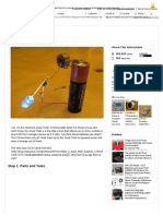 Make a Joule Thief_ 4 Steps (With Pictures)