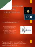 Movimiento de Partículas Subatomicas2