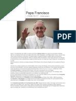 Papa Francisco Dos