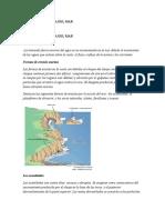 Acción Geológica Del Mar -