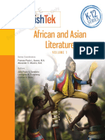 African and Asian Literature