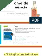 TABAGISMO E SINDROME DE ABSTINENCIA.pptx
