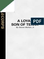 A Loyal Son of Terra - Stephen Mohan, Jr. - Battletech ebook.pdf