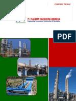 - Company Profile - PT. Pajajaran Engineering Indonesia