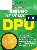 RESUMÃO-DPU
