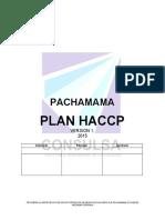 Manual de HACCP para el zumo de frutas