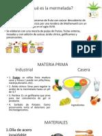 PROCESO DE MERMELADA