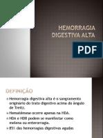 Hemorragia Digestiva Alta (1)