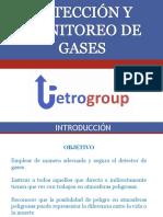 1.- Detección y Monitoreo de Gases