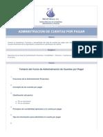 Cuentas Por Pagar Administracion Curso 15