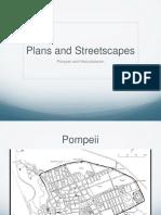 Streetscapes pompeii