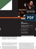 Nezet-Seguin - Bruckner - Symphony No.3 ATMA 2014