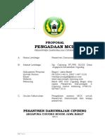 Proposal MCK 2014