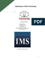 Docuri.com Waqas Toyota Internship Report