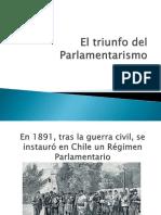 El Triunfo Del Parlamentarismo