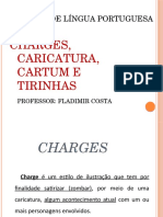 Charge, Tirinha, Caricatura e Cartum
