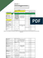 Sabana de Actividades de Diseño de Productos Industriales Definitiva Por Especialidades Para Grupos 2013 en Adelante