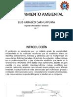 Modelamiento Ambiental - i