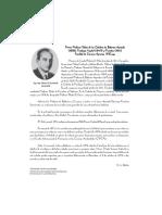 Primer Profesor Titular de las Cátedras de Botánica Agrícola (1939), Fisiología Vegetal (1940) y Genética (1941) Facultad de Ciencias Agrarias UNCuyo.pdf