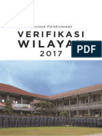 Panduan Pelaksanaan Verifikasi Wilayah