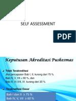 1.Self Assessment Terbaru