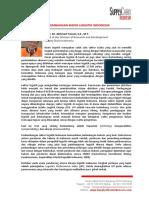 SCI - Artikel Perkembangan Bisnis Logistik Indonesia