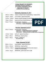 Sept 2017 ABOR Board Meeting Materials