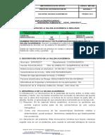 Salida Cuencas Al Buche Iipa 2017mdcr005_v7 Solicitud Practica