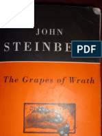The Grapes of Wrath by John Steinbeck Unabridged