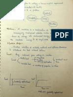 Machine Design WRITTEN