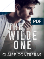 The Wilde One - Claire Contreras.epub