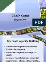 Briefing ChAIN 131006