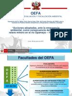 Caso Huachocolpa - OEFA