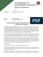 Informe Del Chiller