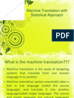 machinetranslationwithstatisticalapproach-110205110804-phpapp02