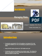 Construction Accident Risk Management