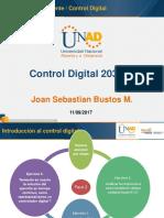 Web Conferencia 2 Control Digital Paso 2 Fecha 11-09-2017