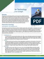 Solar Factsheet