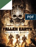 Fallen Earth Manual