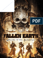 Fallen Earth Manual