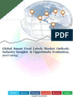 Global Smart Food Labels Market (2016-2024)- Research Nester