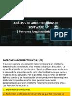 Utp Das Patrones Arquitectonicos 28869