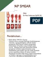 Pap-Smear-Kerta Usadha Oleh Dr. Putu Sudarsana, SpOG