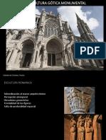 Escultura Gotica
