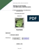 MERCADOLOG-PLATANO EEUU