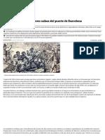 Cuando los barcos negreros salían del puerto de Barcelona